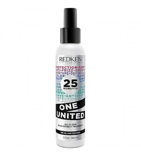 Redken 25 Benefits - One United