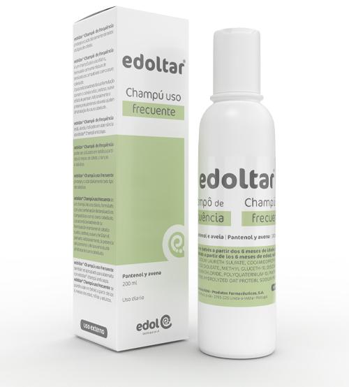 Edoltar Shampoo de Frequência 200ml