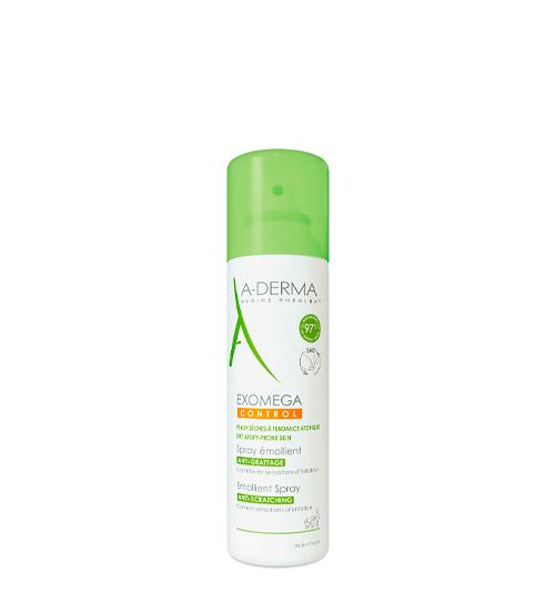 A-Derma Exomega Control Spray Emoliente 50ml