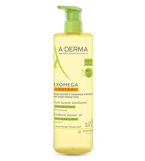 A-Derma Exomega Óleo Duche Emoliente 750ml