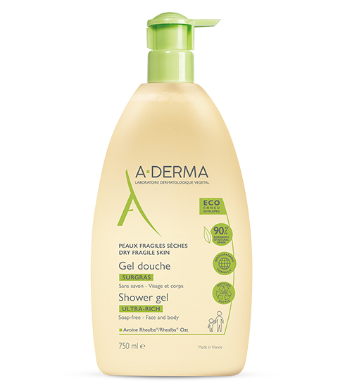 A-Derma Gel Duche Ultra Rico 750ml