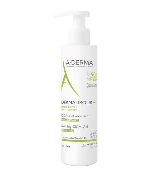 A-Derma Dermalibour+ Cica Gel Espuma 200ml