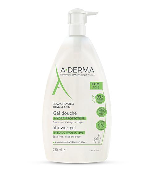 A-Derma Gel Duche Hidra Protetor 750ml