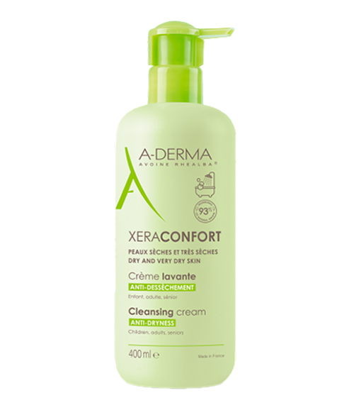 A-Derma Xeraconfort Creme Lavante 400ml