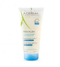 A-Derma Primalba Gel de Limpeza 2 em 1 200ml