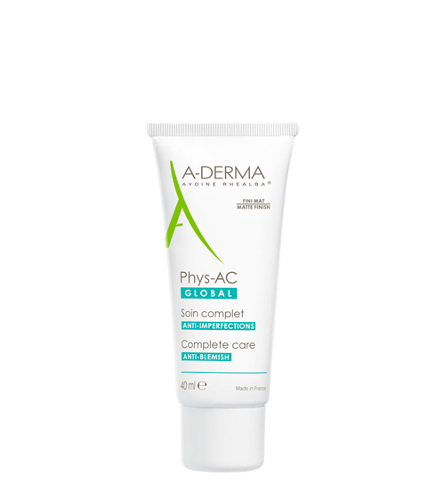 A-Derma Phys-AC Global Creme Anti-Imperfeições 40ml