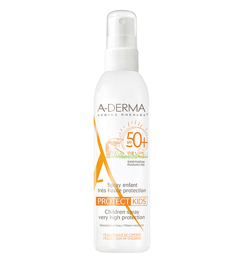 A-Derma Protect Spray Criança SPF50+ 200ml
