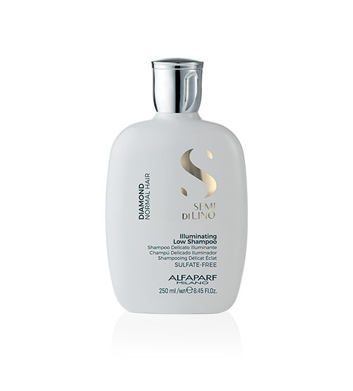 Alfaparf Semi Di Lino Diamond Illuminating Low Shampoo 250ml