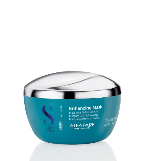 Alfaparf Semi Di Lino Curls Enhancing Mask 200ml