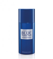 Antonio Banderas Blue Seduction Men Desodorizante Spray 150ml