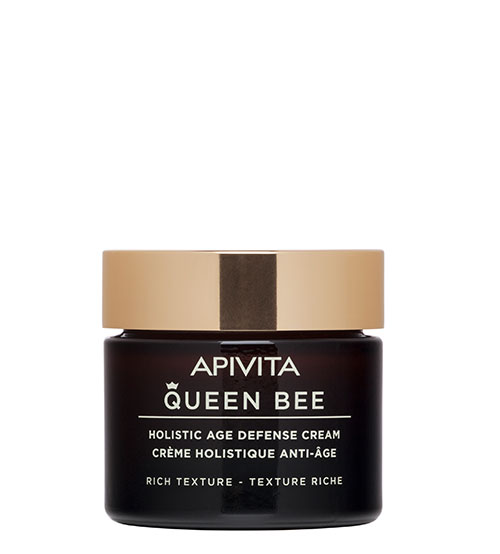Apivita Queen Bee Creme Antienvelhecimento Global Textura Rica 50ml