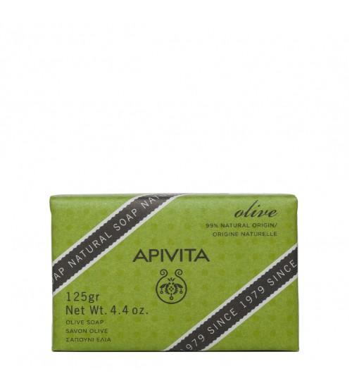 Apivita Sabonete Natural com Azeitona 125g