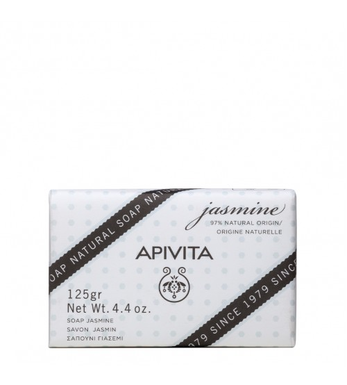 Apivita Sabonete Natural com Jasmim 125g