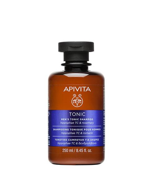 Apivita Tonic Shampoo Tonificante Para Homem 250ml