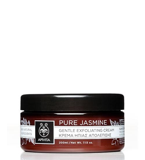 Apivita Pure Jasmine Creme Esfoliante Corporal 200ml