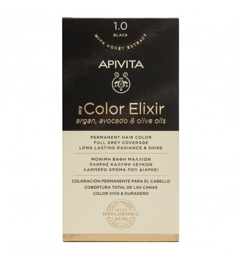 Apivita My Color Elixir 1.0 Preto