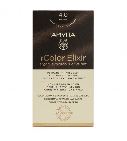 Apivita My Color Elixir 4.0 Castanho