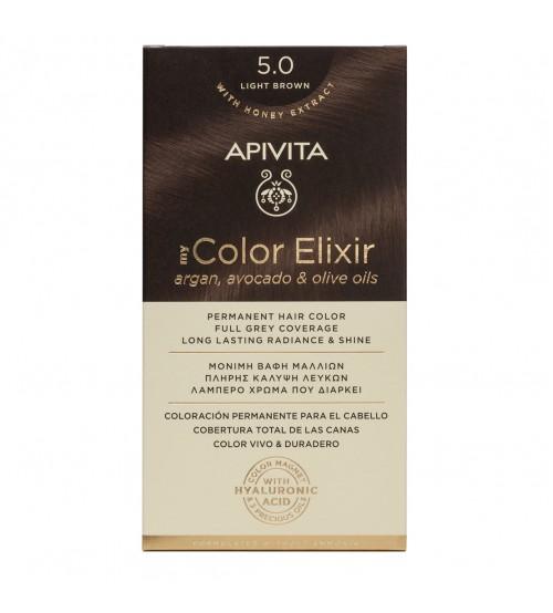 Apivita My Color Elixir 5.0 Castanho Claro