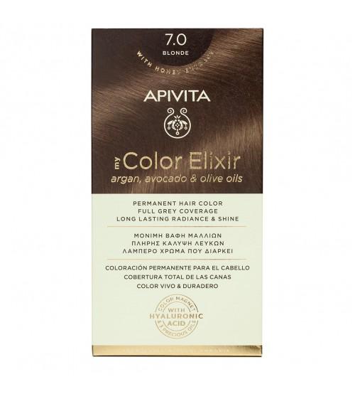 Apivita My Color Elixir 7.0 Loiro