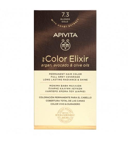 Apivita My Color Elixir 7.3 Loiro Ouro