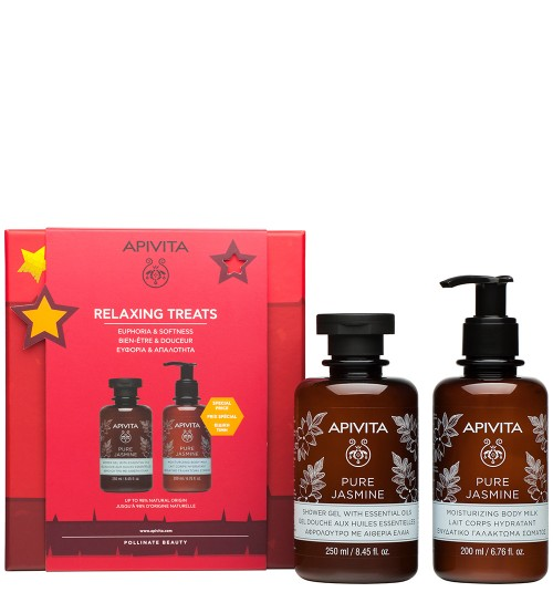 Apivita Relaxing Treats Gift Set