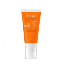 Avène Creme Sem Perfume SPF50+ 50ml