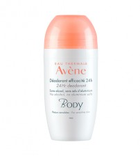 Avène Desodorizante Roll-On 50ml