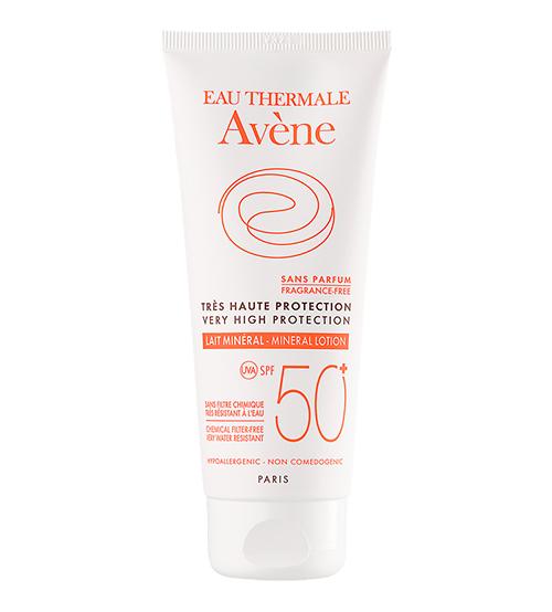 Avène Leite Mineral SPF50+ 100ml