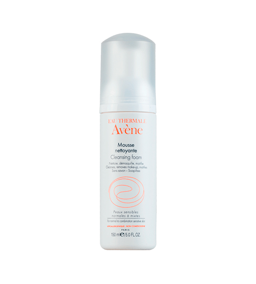 Avène Mousse Limpeza Matificante 150ml