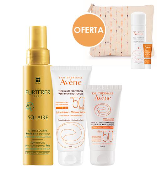 Avène + Rene Sunny Beauty Family Mineral Protection