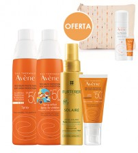 Avène + Rene Sunny Beauty Family Protection