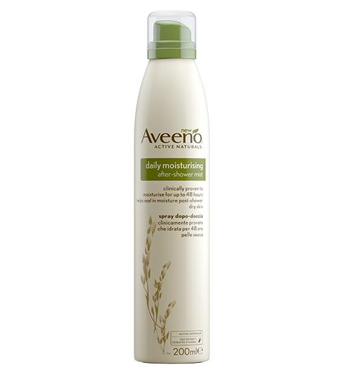 Aveeno Daily Moisturising Spray Hidratante Pós-Duche 200ml