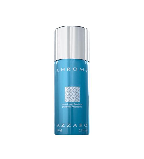 Azzaro Chrome Desodorizante Spray 150ml