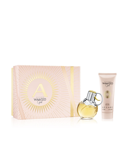 Azzaro Wanted Girl Coffret Eau de Parfum 50ml