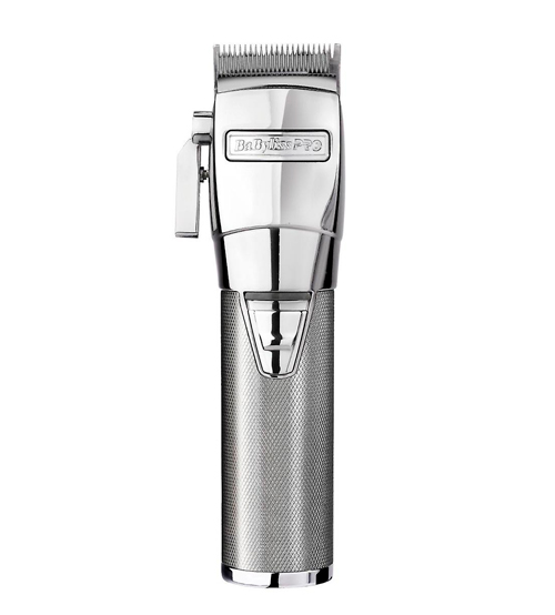 Babyliss Pro Silver Clipper Chromfx