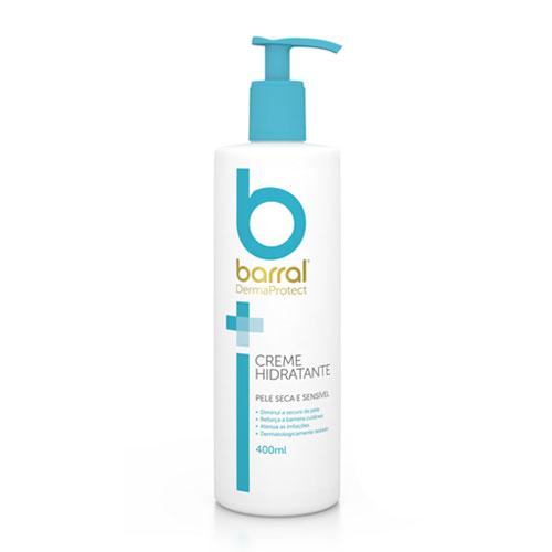 Barral DermaProtect Creme Hidratante 400ml