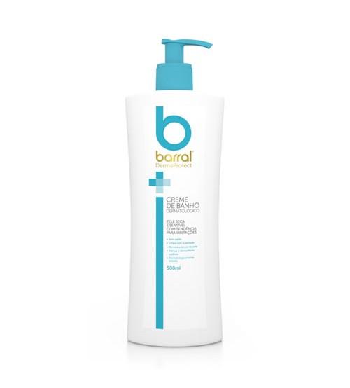 Barral DermaProtect Creme de Banho 500ml