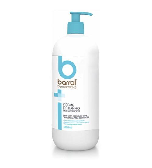 Barral DermaProtect Creme de Banho 1000ml