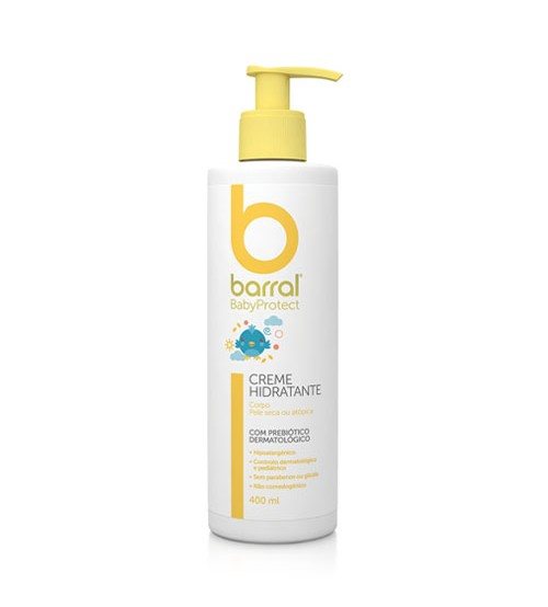 Barral BabyProtect Creme Hidratante 400ml