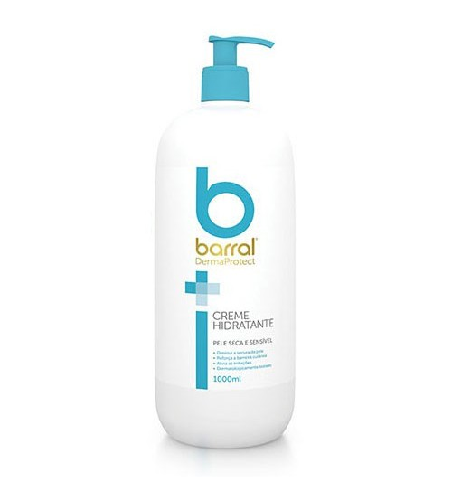Barral DermaProtect Creme Hidratante 1000ml