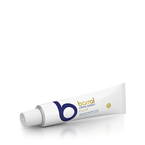 Barral Creme Gordo Original 100ml