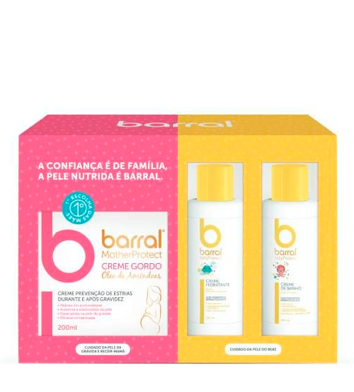 Barral Mother & Baby Protect Pack