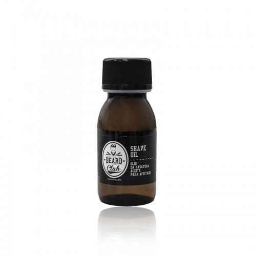 Beard Club Shave Oil 50ml
