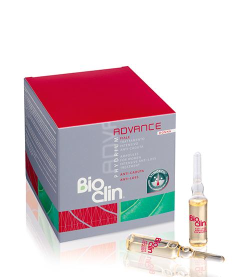 Bioclin Ampolas Anti-Queda Mulher 15x5ml