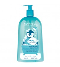 Bioderma ABCDerm Gel Moussant 1000ml