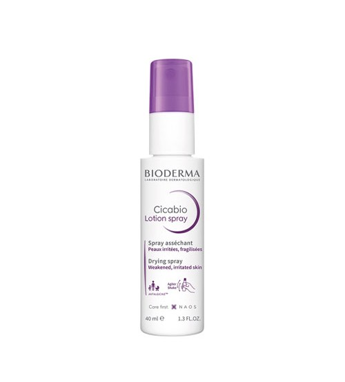 Bioderma Cicabio Loção Spray 40ml