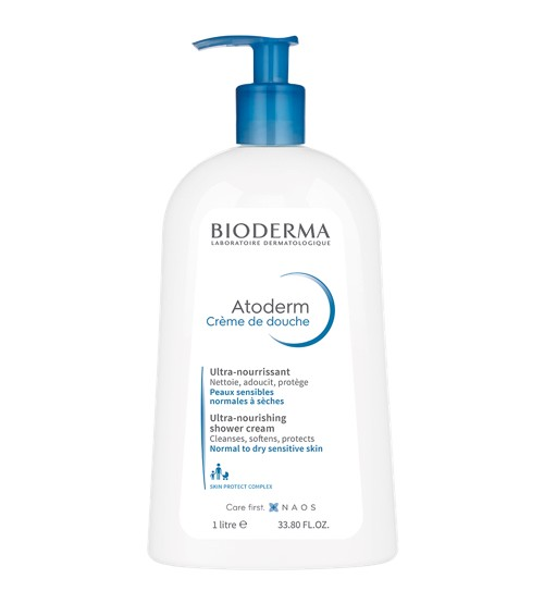 Bioderma Atoderm Creme de Duche 1000ml