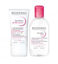 Bioderma Sensibio AR BB Creme 40ml + Solução Micelar 250ml