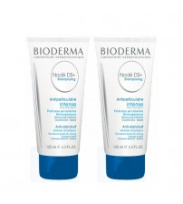 Bioderma Nodé DS+ Shampoo Anticaspa Intensivo 2x125ml