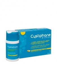 Cystiphane Biorga Suplemento Alimentar 120 Comprimidos + OFERTA Shampoo Antiqueda 100ml